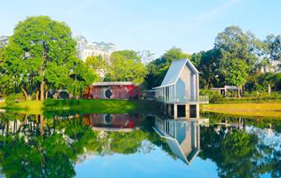 深圳·香蜜公园的图片